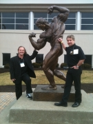 Rick & B at The Arnold